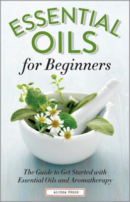 Cover image for Essential Oils for Beginners
