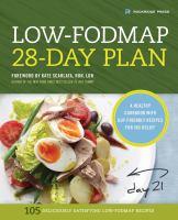 Low-fodmap 28-day Plan