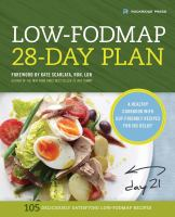 Low-fodmap 28-day Plan