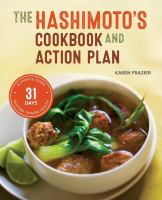 The Hashimoto's Cookbook and Action Plan