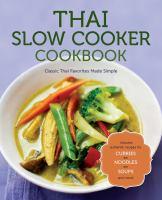 Thai Slow Cooker Cookbook