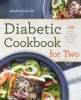 Diabetic Cookbook for Two