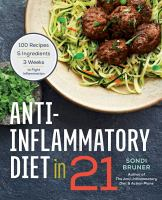 Anti-inflammatory Diet in 21