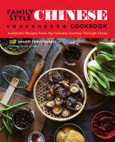 Family Style Chinese Cookbook