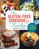 The Gluten-free Cookbook for Families