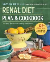 Renal Diet Plan & Cookbook