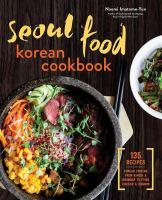 Cover of Seoul Food Korean Cookbook