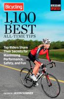 Bicycling℗' 1,100 Best All-Time Tips