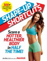 Shape-Up Shortcuts