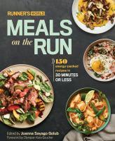 Runner's World Meals on the Run