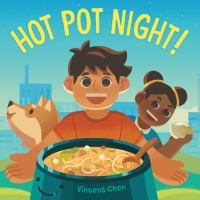 Hot pot night1 volume (unpaged) : color illustrations ; 25 cm