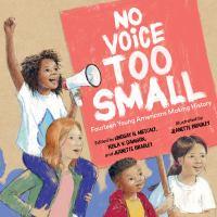 Cover of No Voice Too Small: Fourte