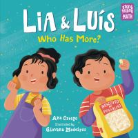 Lia and Luis: Who Has More?