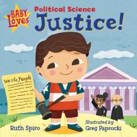Baby Loves Justice!