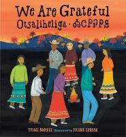 Cover of We Are Grateful: Otsalihel