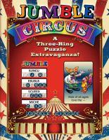 Jumble® Circus