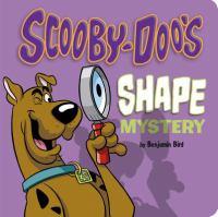 Scooby-Doo's Shape Mystery