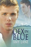 Dex in Blue