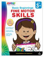 Fine Motor Skills, Grades Preschool - K