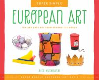 Super Simple European Art