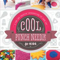 Cool Punch Needle for Kids