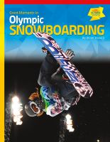 Great Moments In Olympic Snowboarding