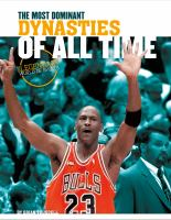 The Most Dominant Dynasties of All Time