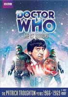 Doctor Who. The ice warriors