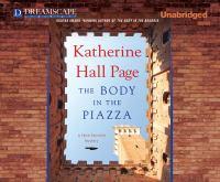 Body in the Piazza, The: A Faith Fairchild Mystery