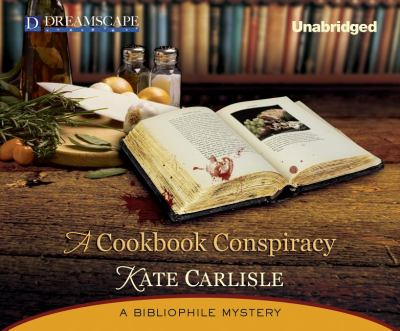 Cover image for A Cookbook Conspiracy