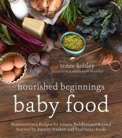Nourished Beginnings Baby Food