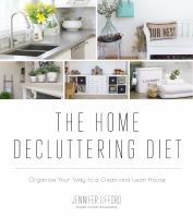 The Home Decluttering Diet