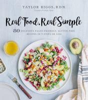 Real Food, Real Simple