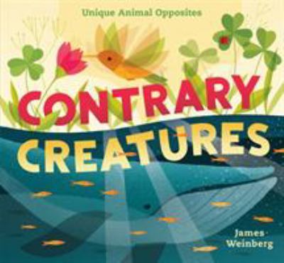 Cover image for Contrary Creatures