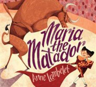Maria the Matador(book-cover)