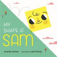 my shape is sam Book Cover