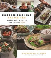 Cover of Korean Cooking Favorites:
