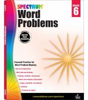 Spectrum Word Problems