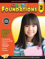 Second Grade Foundations
