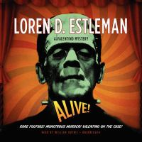 ALIVE! [book on CD]