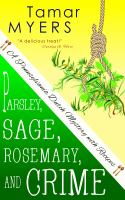 Parsley, Sage, Rosemary, and Crime