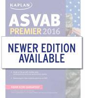 ASVAB Premier 2016