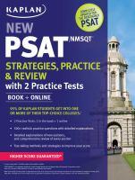 New PSAT/NMSQT®