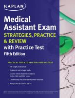 Medical Assistant Exam