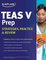 TEAS V Prep