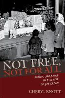 Not Free, Not for All