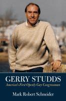 Gerry Studds: America's First Openly Gay Congressman
