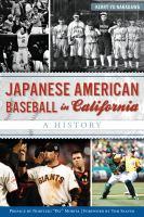 Japanese American Baseball in California