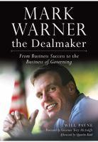 Mark Warner the Dealmaker