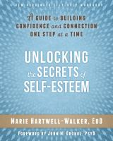 Unlocking the Secrets of Self-esteem